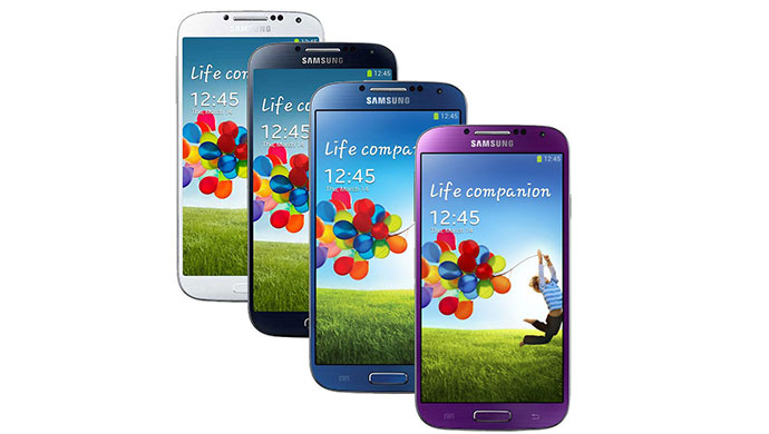 $25.50 off Pre-Owned Samsung Galaxy S4 + Free Shipping