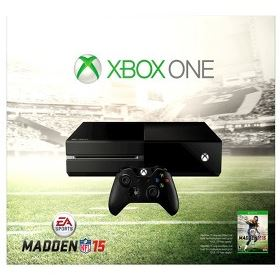 Free $35 Card w Xbox One Madden NFL 15 Console Bundle + Free Shipping