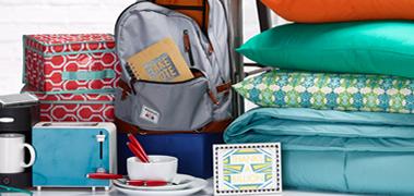 20-50% off Select Dorm Room Essentials