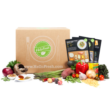 35% off Veggie Box + Free Shipping