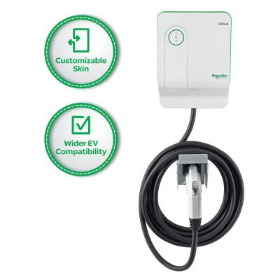 $100 Off Schneider EVLink Home Charger + Free Shipping