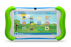 "Sprout Channel Cubby 7"" Kids Tablet with $20 VUDU Credit + Free Ship"