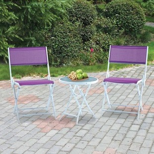 59% off Mainstays Grab and Go 3-Piece Outdoor Bistro Set