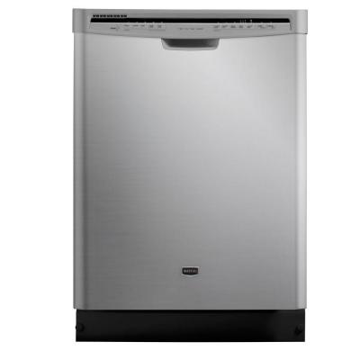 52% Off Maytag Stainless JetClean Plus Front Control Dishwasher + FS