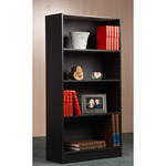 $3 off 2 Orion 4 Shelf Bookcases - Black or Oak + Free Ship to Store
