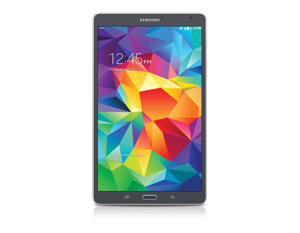 $100 off Samsung Galaxy Tab S + 50% off Keyboard + Free Overnight Ship