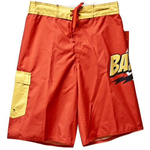 74% off Big Men's Bazinga Boardshort