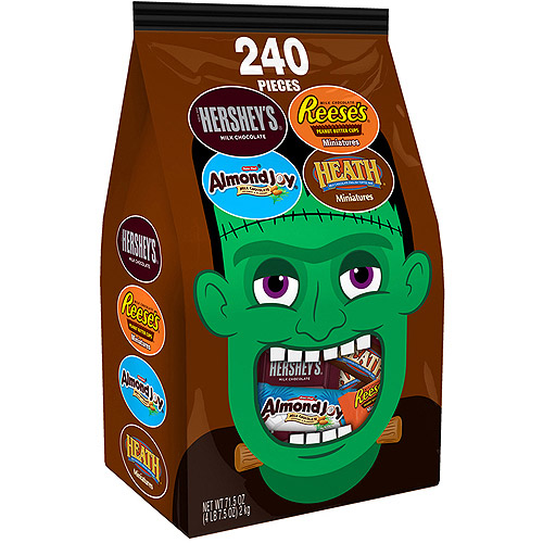 Hershey's Halloween Chocolate Candy Assortment for $19.88
