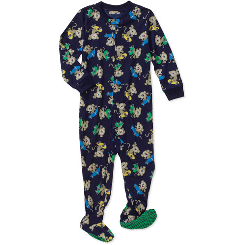 Healthtex Toddler Boy Jersey Footed Blanket Sleeper for $6.44