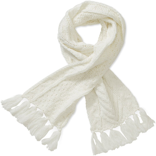 $1 off Dearfoam's Cable Knit Scarf