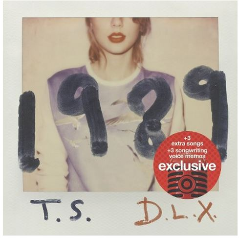 Get Taylor Swift's 1989 Album for $13.99 + Free Shipping