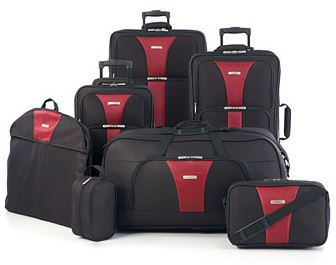 67% off Travel Select Creekside 7-Pc Luggage Set