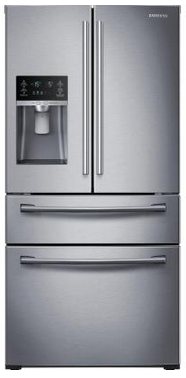 42% off + Free Delivery on Samsung French Door Refrigerator