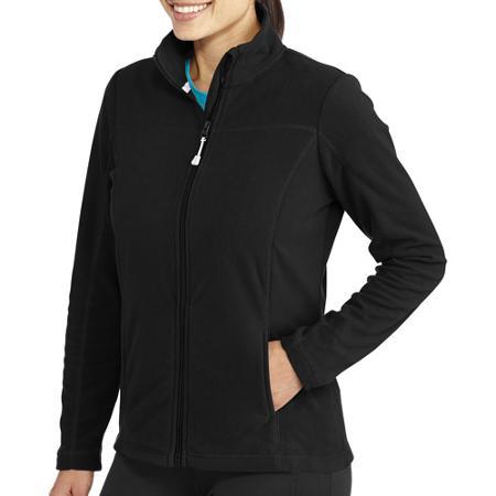 Buy Danskin Now Women's Microfleece Full Zip Jacket for Only $9.94