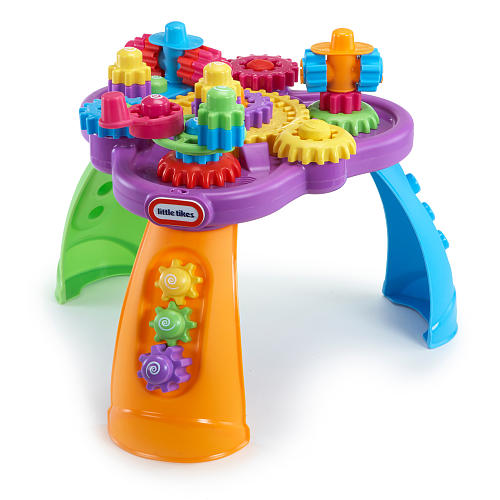 $5 off Little Tikes Giggly Gears TwirlTable - $34.99
