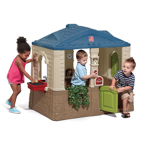$50 off Step2 Happy Home Cottage & Grill - $129.99 + Free Shipping