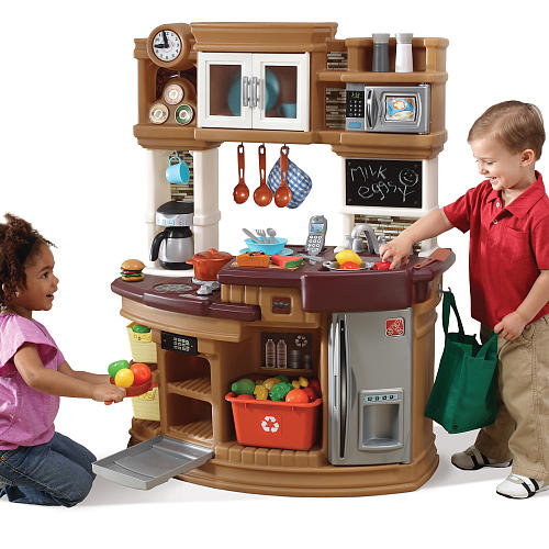 $20 off Step2 Lil' Chef's Gourmet Kitchen - $109.99 + Free Shipping