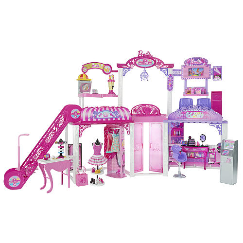$20 off Barbie Shopping Mall - $64.99 + Free Shipping