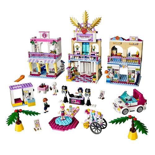 $15 off LEGO Friends Heartlake Shopping Mall - $94.99 + Free Shipping