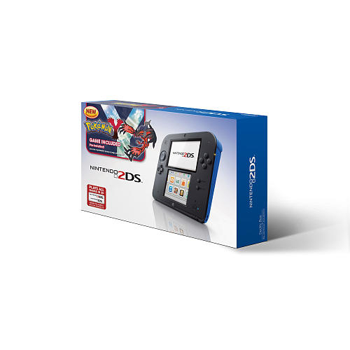 $20 off Nintendo 2DS Handheld Gaming System w/ Pokemon Y- $129.99 + FS