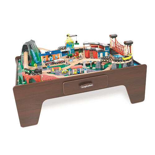 $30 off Imaginarium 105-Piece Mountain Rock Train Table - $119.99 + FS