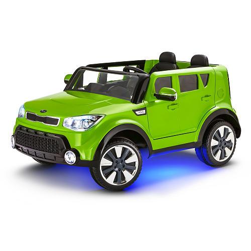 $50 off Kid Trax Kia Sing-A-Long Soul 12V Ride On Green- $349.99 + FS