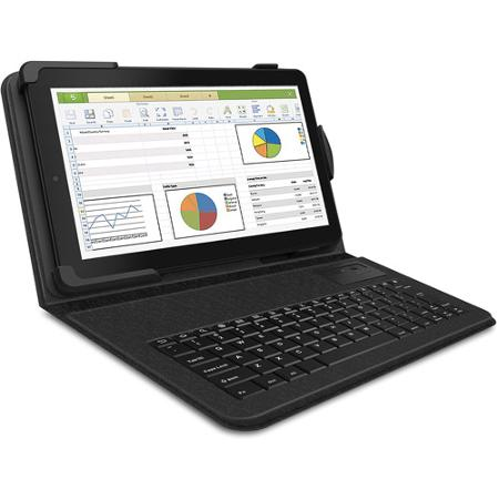 """Save 40% on RCA 10.1"""" Tablet 16GB Quad Core with Keyboard & Free Ship"""