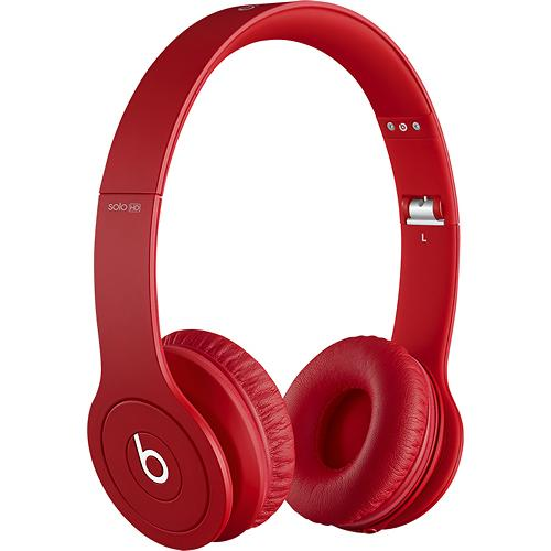 41% off Beats by Dr. Dre Beats Solo HD On-Ear Headphones+Free Shipping