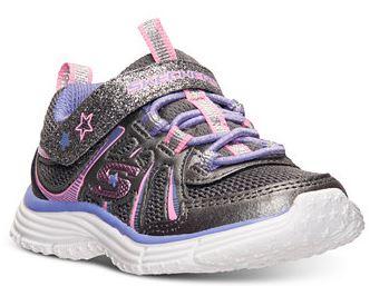 29% off Skechers Toddler Girls' Ecstatix Wunderspark Athletic Sneakers