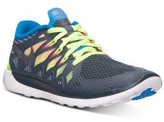 29% off Nike Boys' Grade School Free 5.0 2014 Running Sneakers