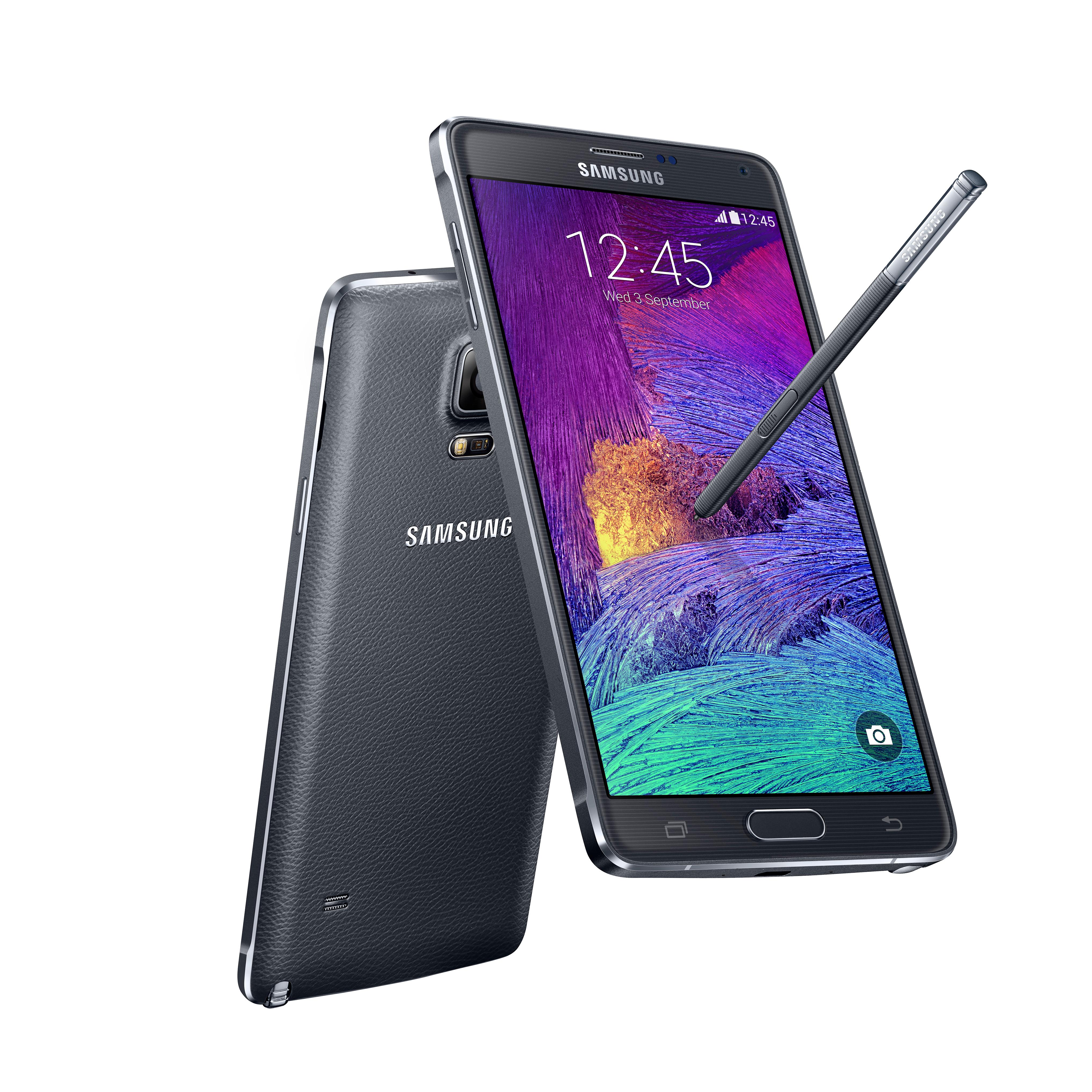 Get the Samsung Note 4 for $0 Down for Customers with NEXT+ Free Ship