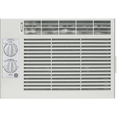 Get Free Shipping GE 5,050-BTU Mechanical Control Window AC