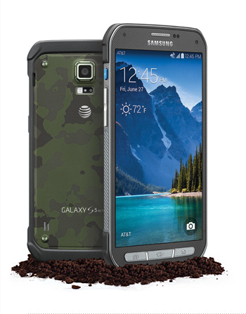 Free Samsung S5 Active on 2-Year Wireless Service Purchase + Free Ship