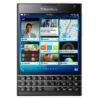 Get the BlackBerry Passport for $0 Down with NEXT + Free Shipping