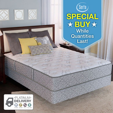 Get the Serta Perfect Sleeper Set Starting at $498 + Free Shipping