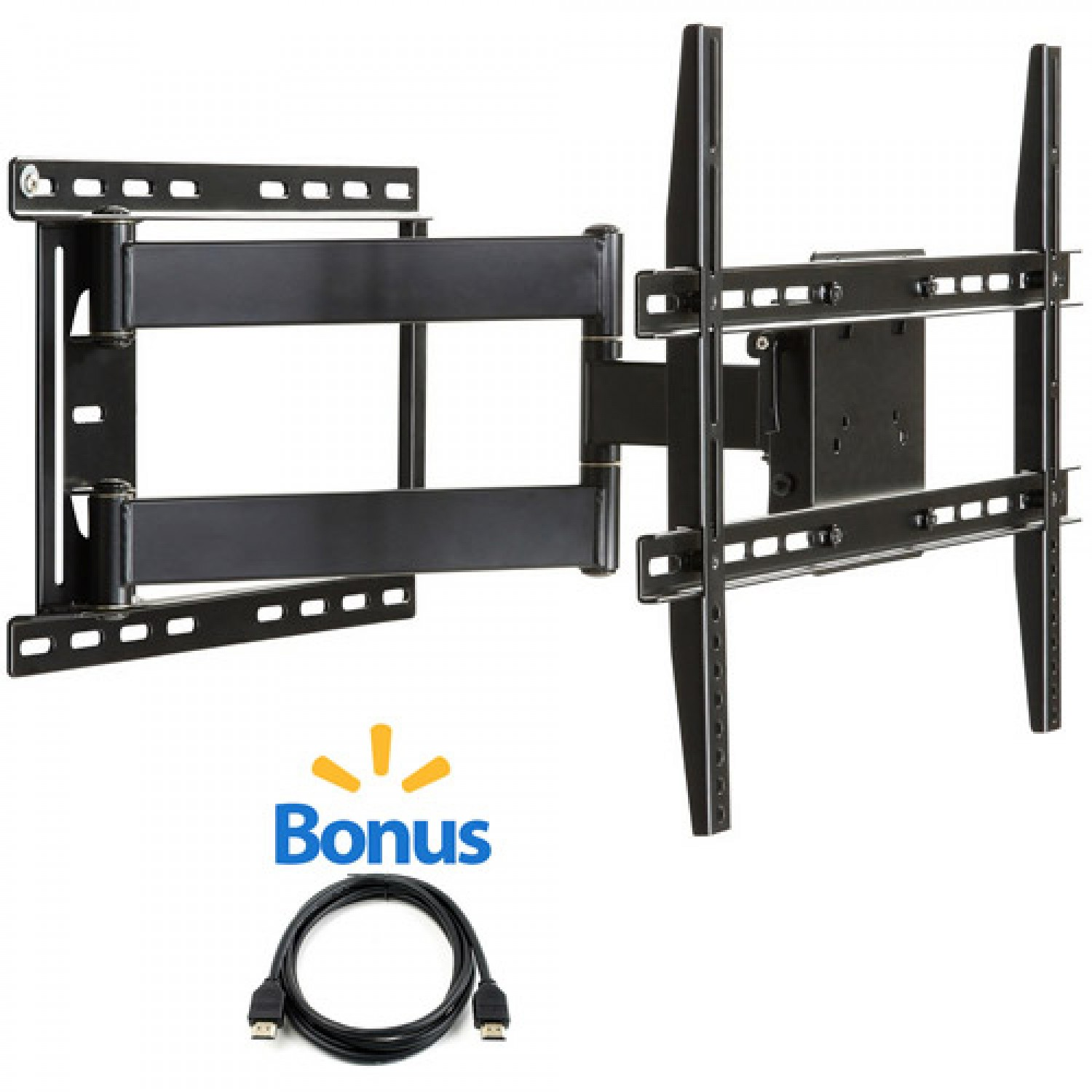 Get Savings of $79 on Full Motion TV Wall Mount