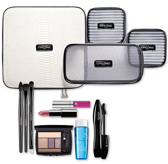 Buy Any Lancome Products, Save $174 on Spring 2016 Beauty Box + Gift