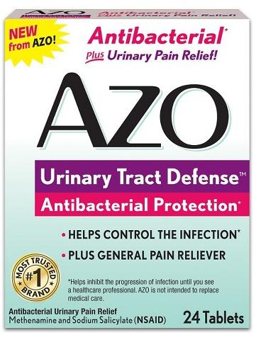 15% off Select AZO Urinary Tract Defense