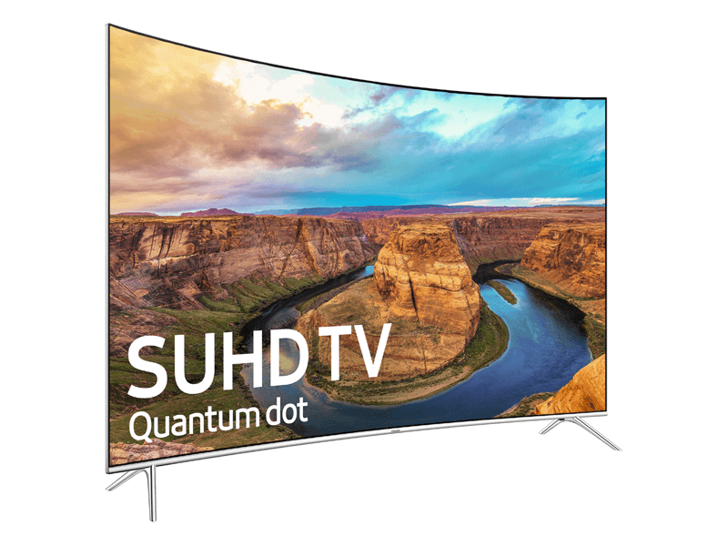 "Black Friday Pricing! 58% off 65"" KS8500 Curved 4K SUHD TV"