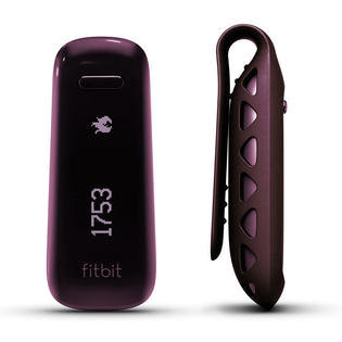 Fitbit One Burgundy - Wireless Activity + Sleep Tracker