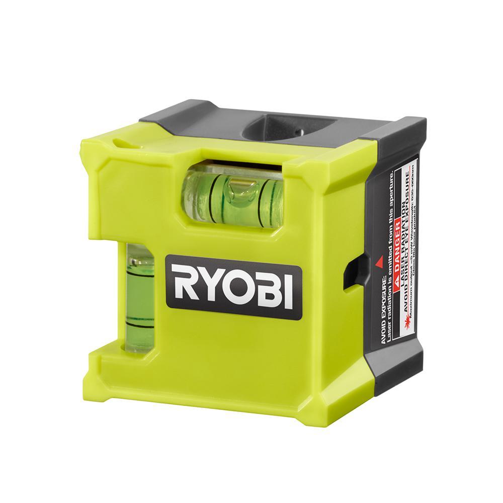 Ryobi Laser Cube Compact Laser Level
