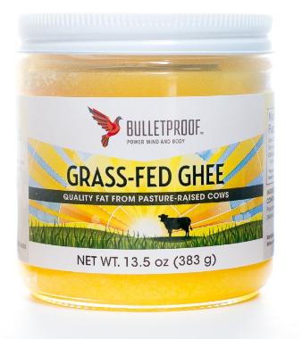 Get savings of 10% on Grass-Fed Ghee