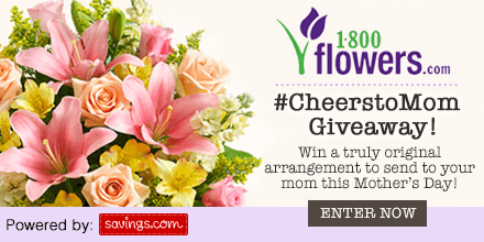 1-800-Flowers Giveaway
