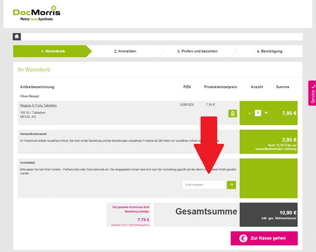Docmorris Gutschein ᐅ 0 Angebote Januar 2019