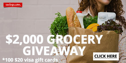 20 000 grocery giveaway enter to win a 20 visa gift card enter to win a 20 3833